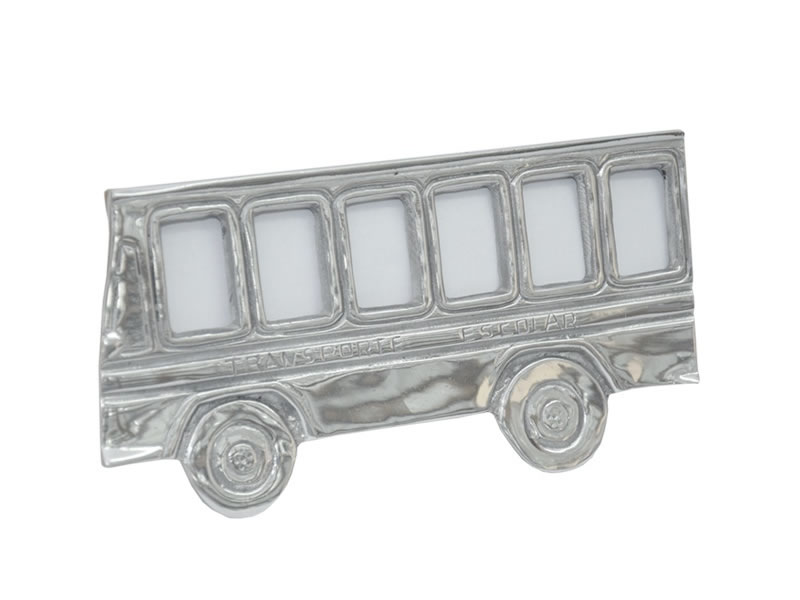 medium bus photo frame