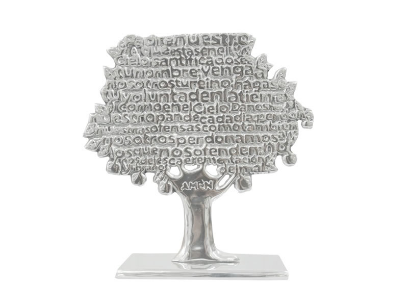 our father tree with base