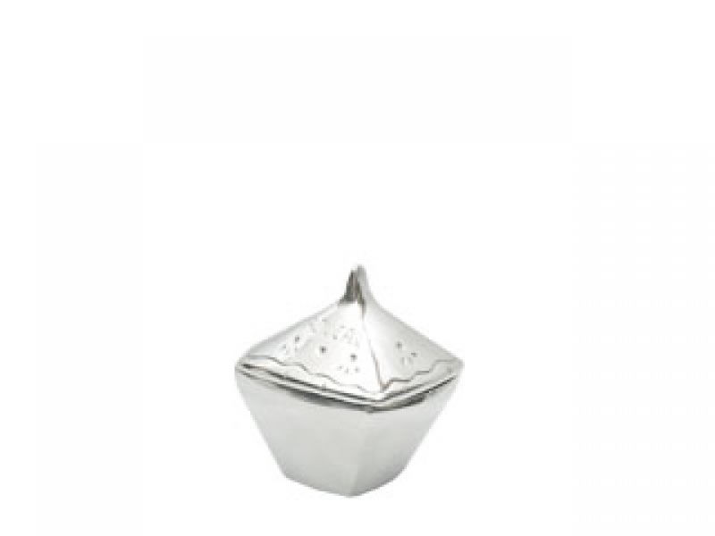small florecitas sugar bowl