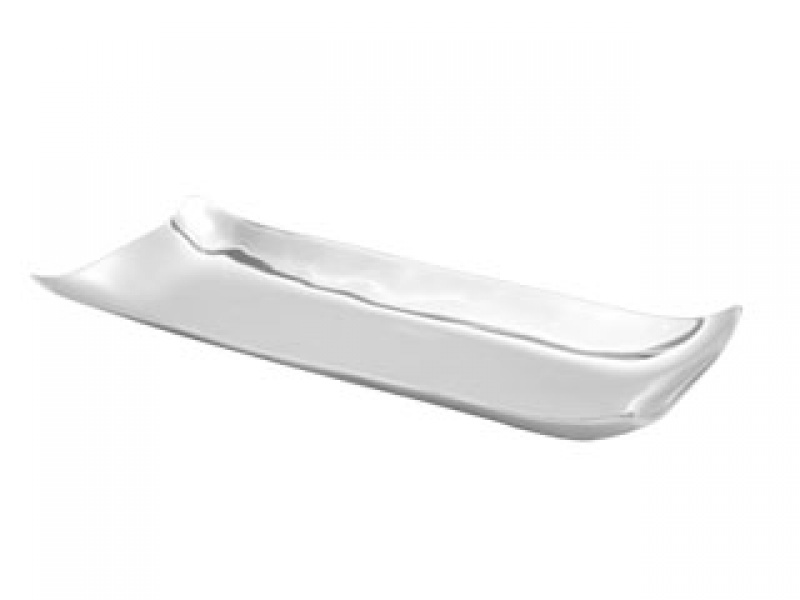 medium rlaquepaque baguette tray