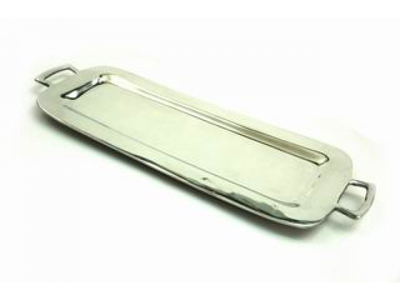 medium degollado baguette tray