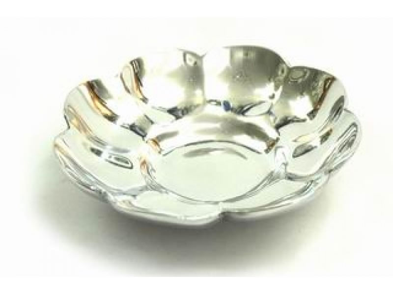 small flor snack tray
