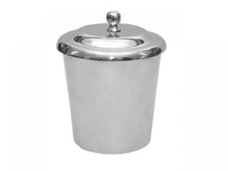 medium elegance ice cream tin with lid