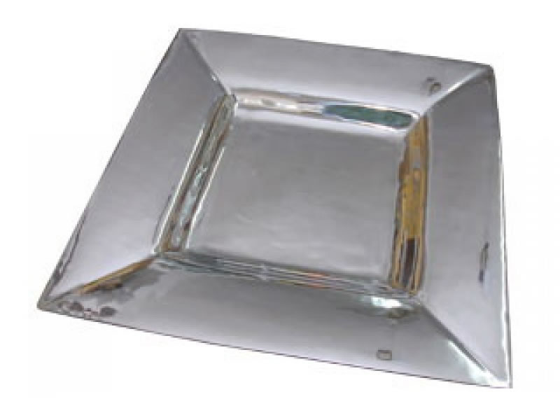 extra large centro tray with square center
