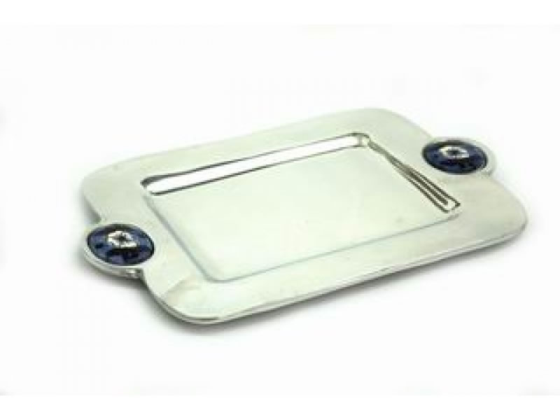 small smooth rectangular lisa talavera tray