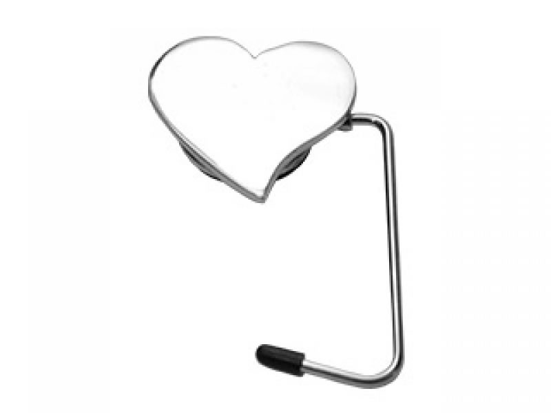 small corazon purse hook