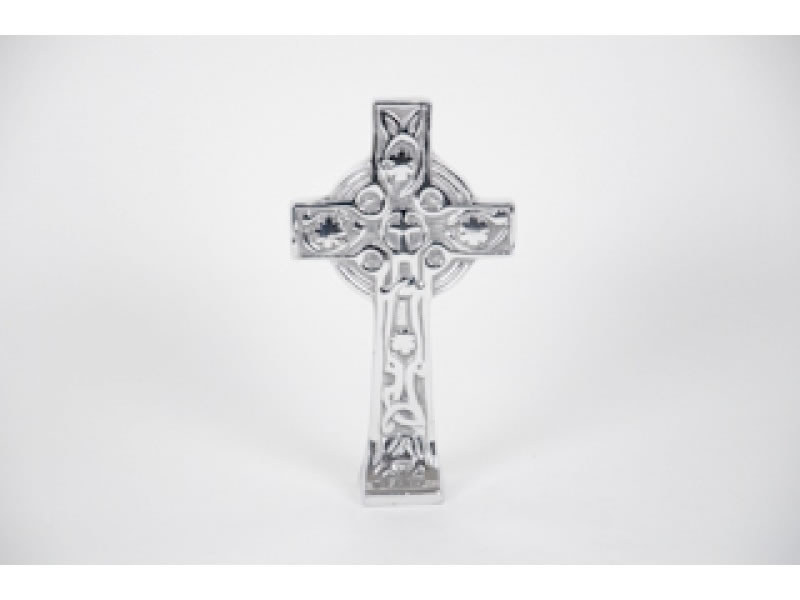 small signos cross with base