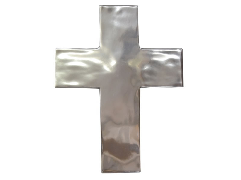 large smooth wide cross