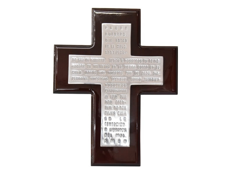 large our father cross