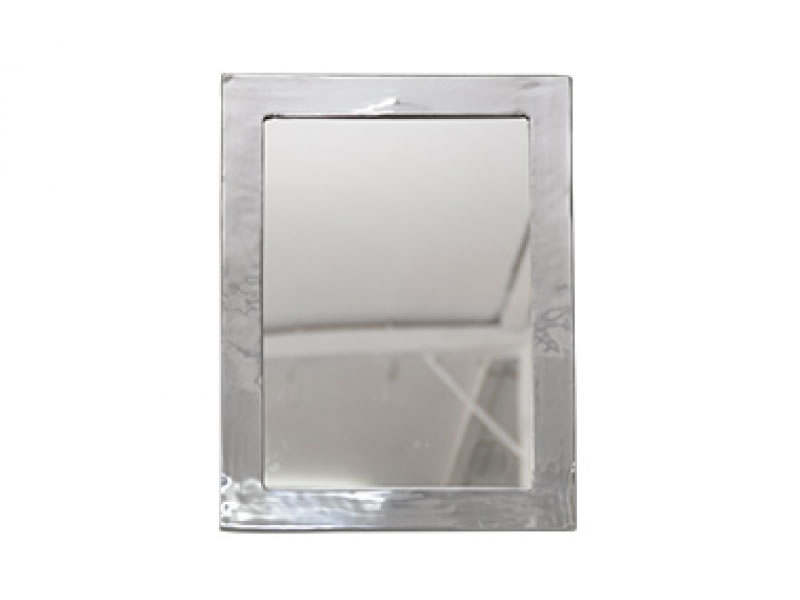 large smooth mirror