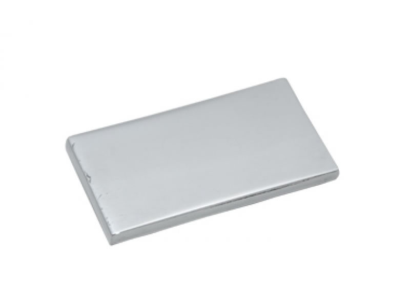 placa para grabar rectangular mini