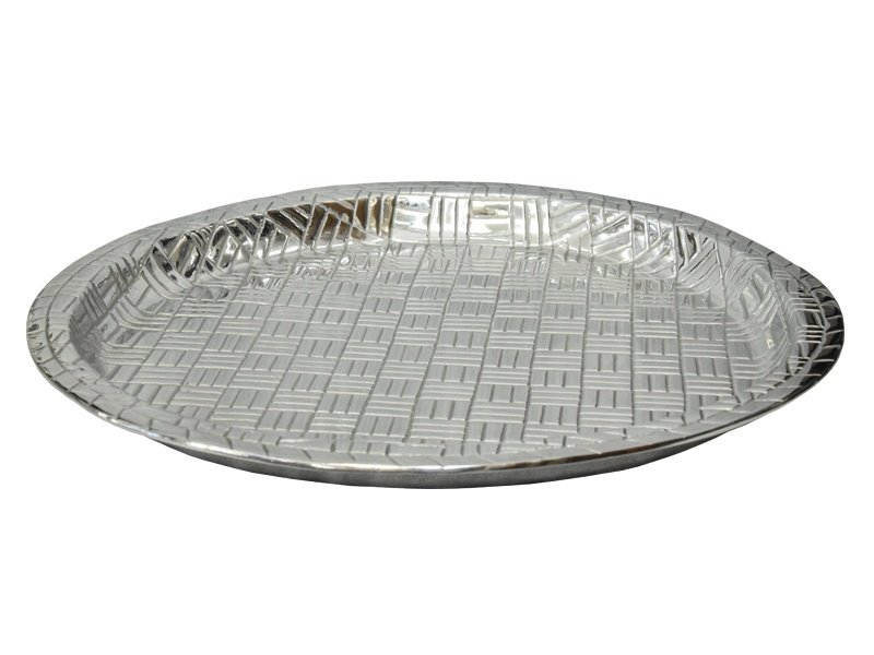 extra large round tequila tray