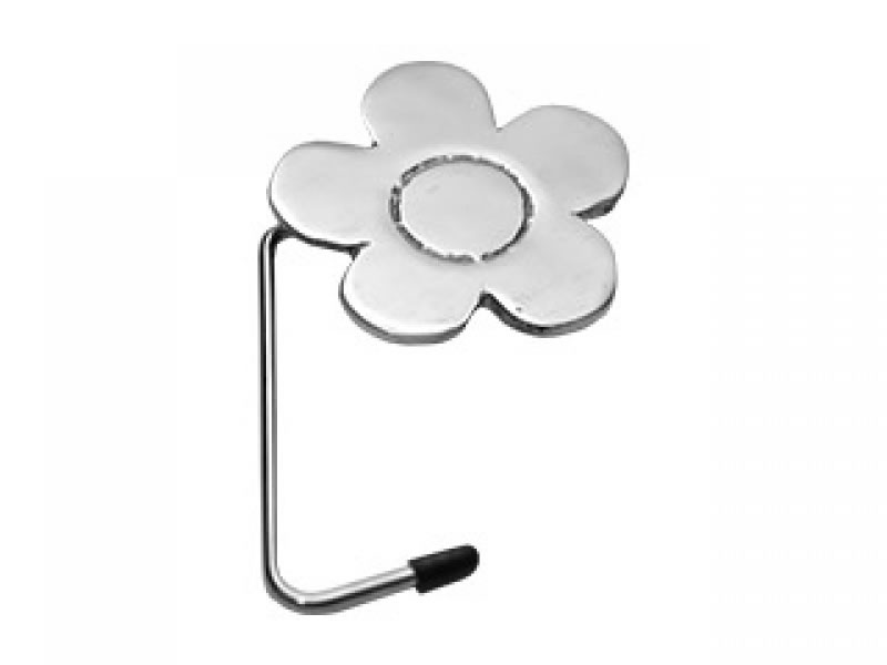 small flor purse hook