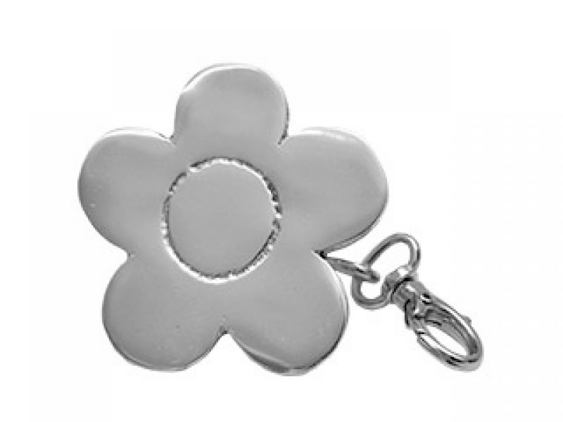 small flor purse key hook
