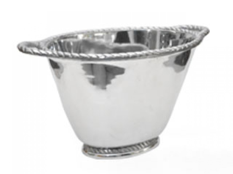 large oval cordon cooler with handles