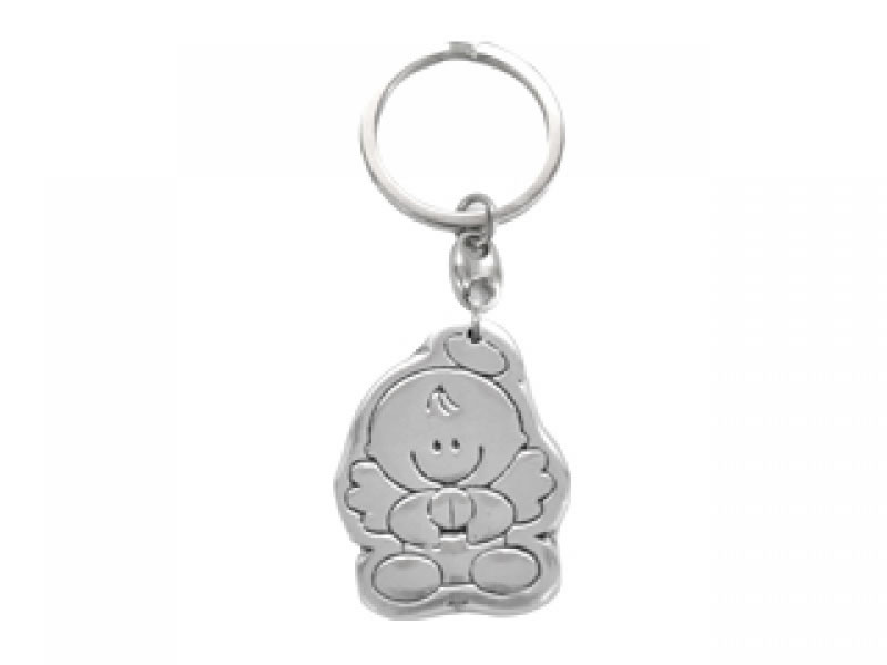 small angel key chain