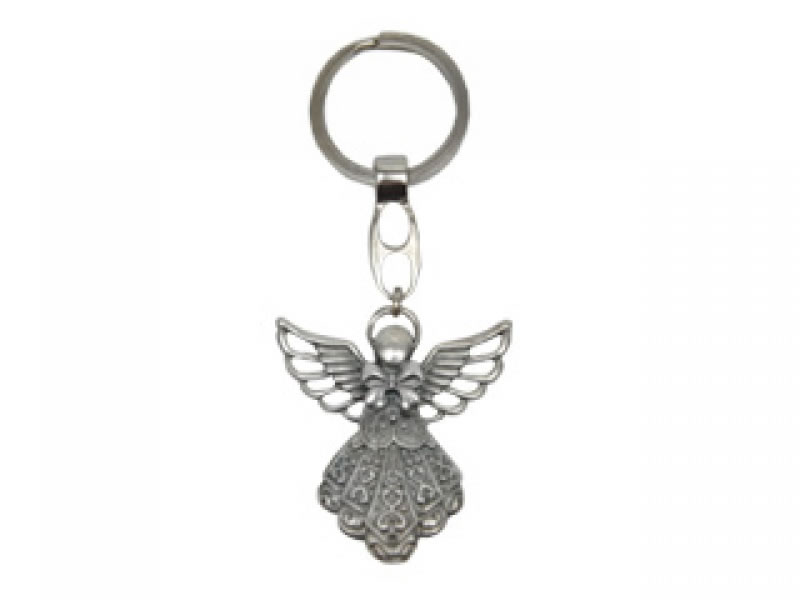 small filigrana angel key chain