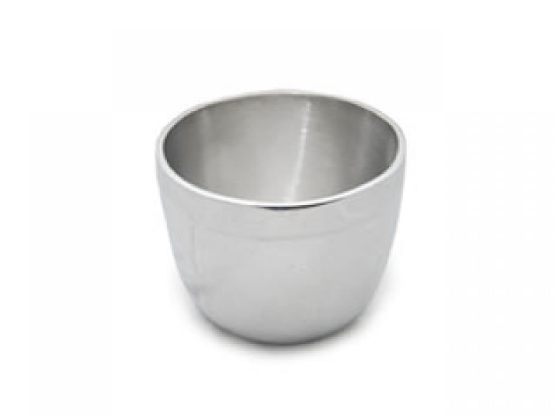 small round lisa flower pot