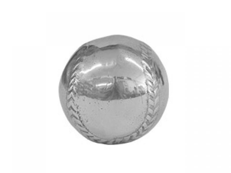 small pelota baseball pisa papel paper weight
