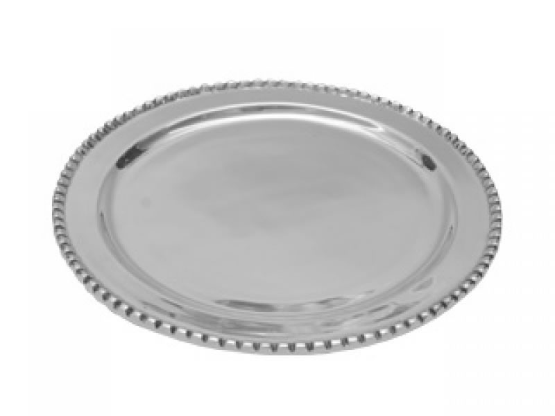 large peÑasco  charger plate