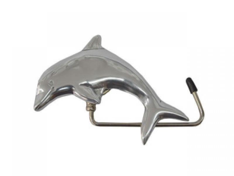 small delfin purse hook