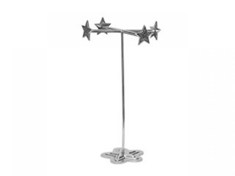 large estrella necklace holder