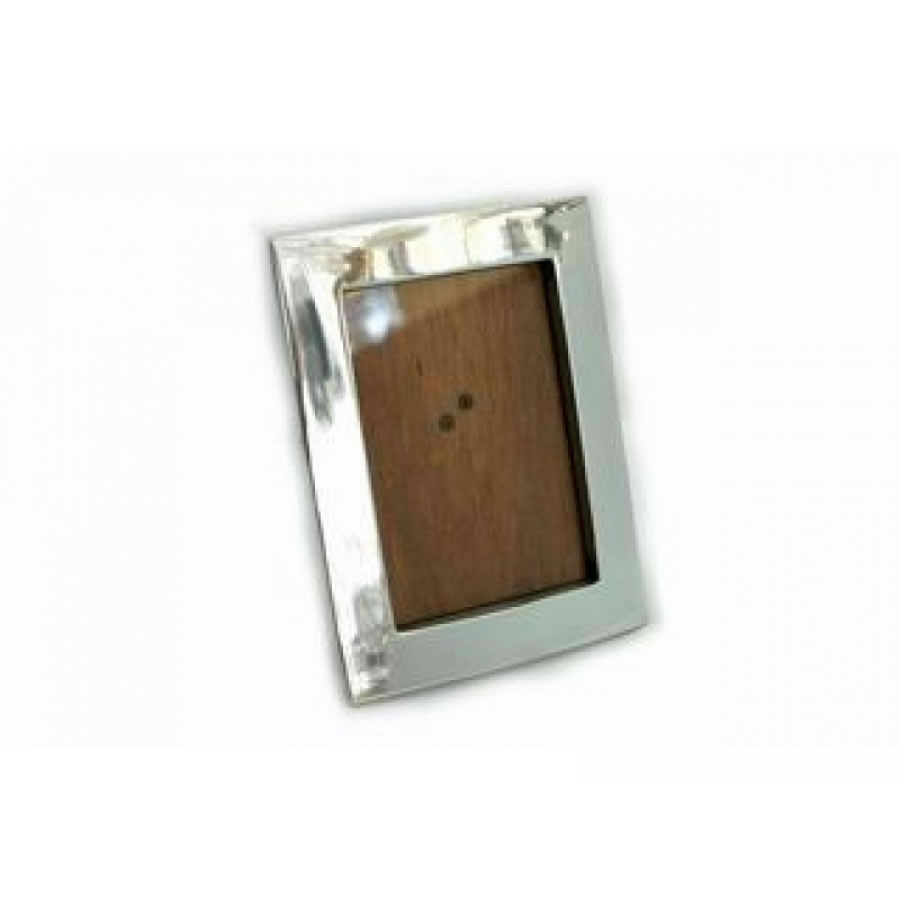 small smooth rectangular concave concavo photo frame