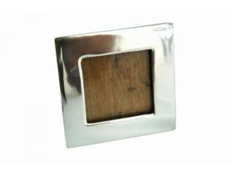 small smooth square photo frame