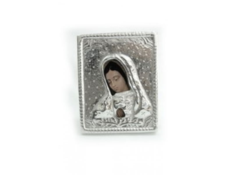 extra large virgen de guadalupe icon
