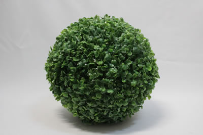 large sphere foliage