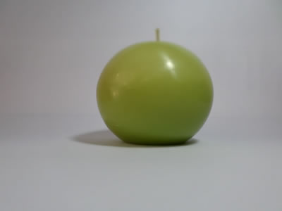 extra large green sphere